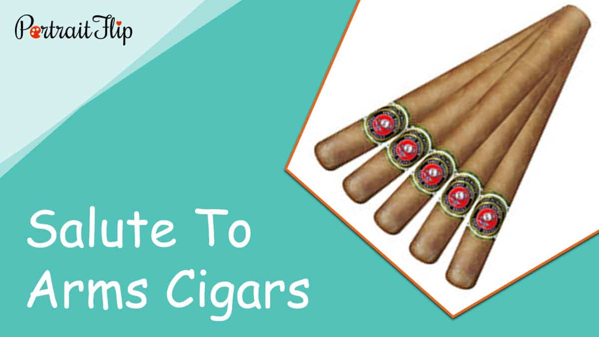 Salute to arms cigars