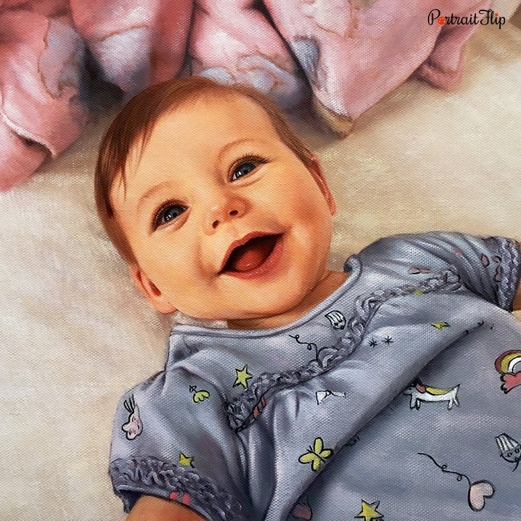 Baby painting cover photo