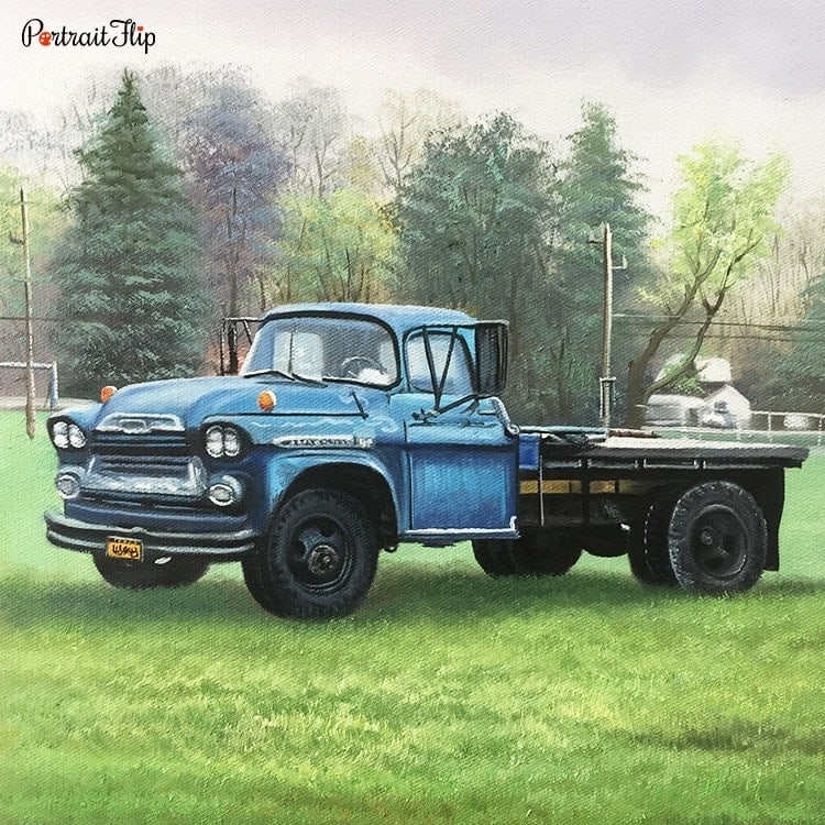 Vehicle painting cover photo