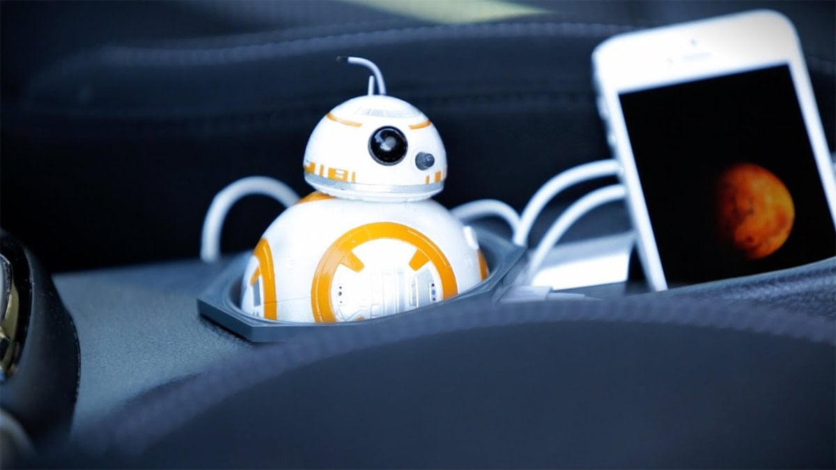 BB8 Car Charger – For Everyone