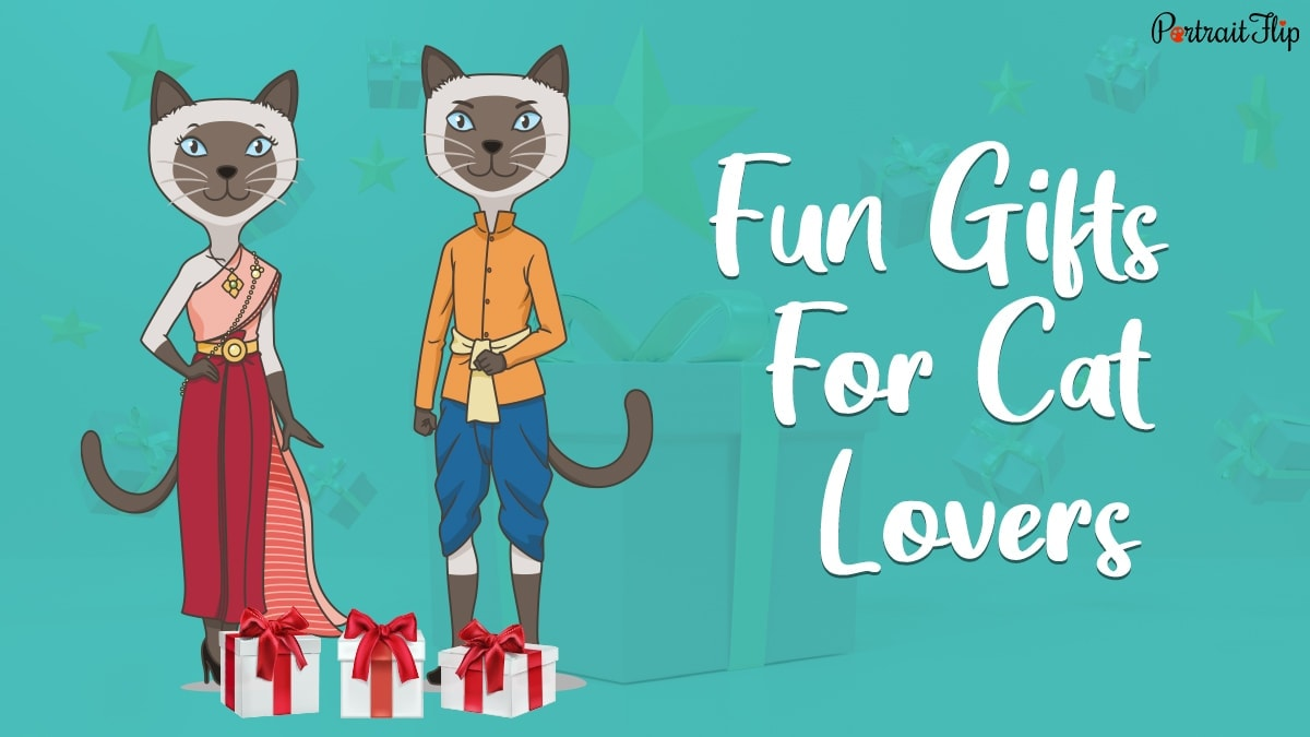 Fun Gifts For Cat Lovers