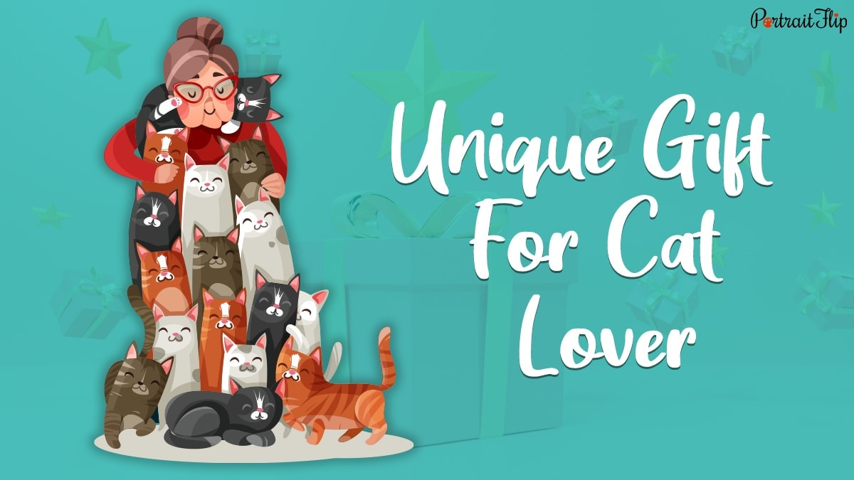Unique Gift For Cat Lovers