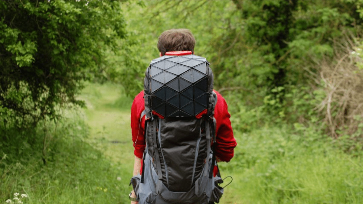 Solar Backpacks Friendship Day Gifts