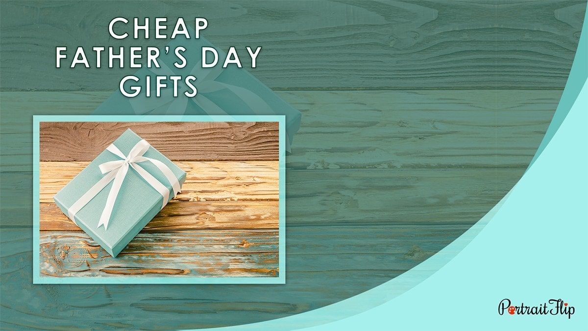 Cheap Father's Day Gifts PortraitFlip
