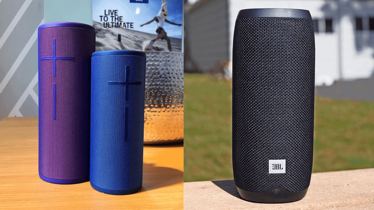 Bluetooth Speakers Friendship Day Gifts