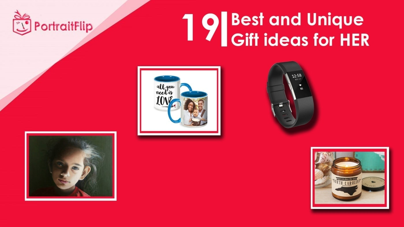 Unique gifts ideas for her